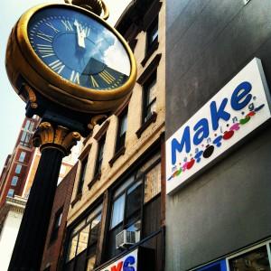 Make on the Upper East or Upper West Side