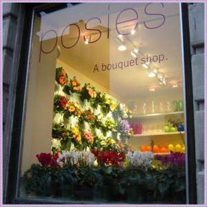 Posies, an Upper West Side Bouquet Shop