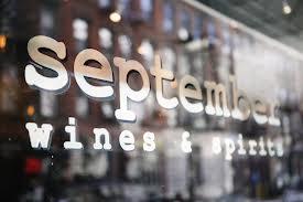 September Wines & Spirits