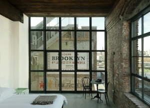 From Inside The Wythe Hotel