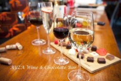 Ayza Wine and Chocolate Bar in the West Village