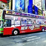 NY Post Bus Tours