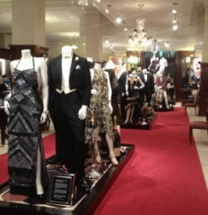 See Costumes from The Great Gatsby at Brooks Brothers on Fifth Avenue