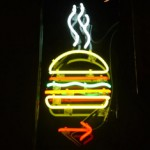 The Burger Joint in The Parker Meridien