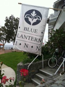 Blue Lantern inn in Dana Point