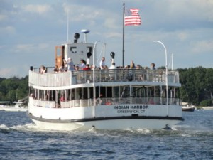 Take A Ferry Ride From Greenwich Harbo
