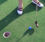 Mini Golf?