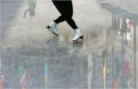 Ice Skate in Rock Center