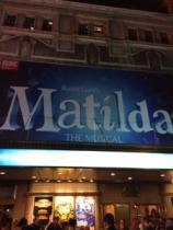 Matilda at the