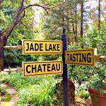 chateau tasting signs